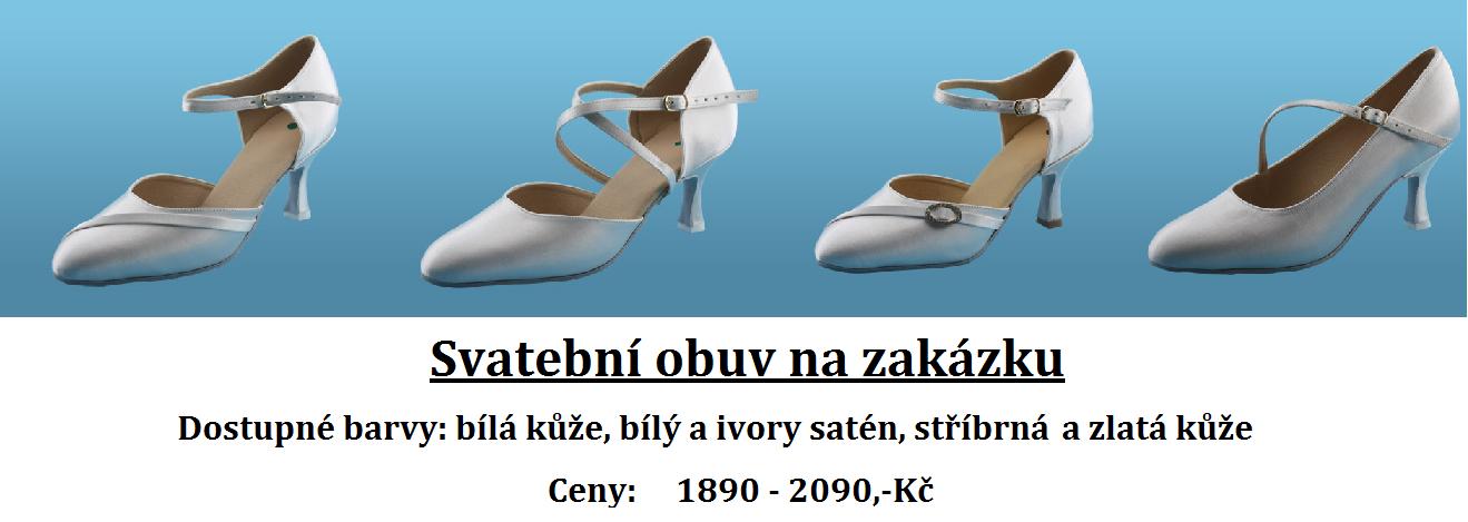 Bez svatební obuvi není Váš outfit rozhodně dokonalý. 85e6fe8e4b