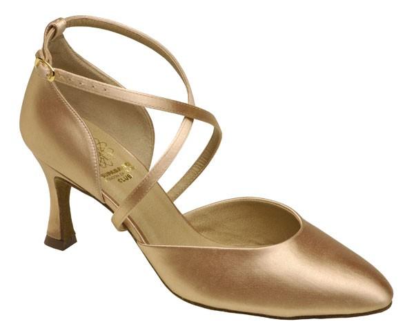...  p Taneční obuv dámská - 2 1 2 flare podpatek 9874b20077