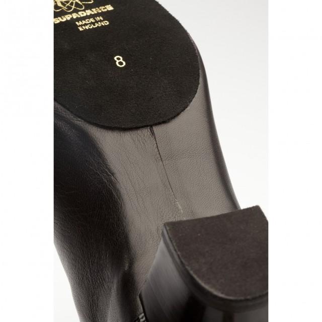 ...  p Taneční obuv pánská - kombinace matová a laková kůže fac0333cc0