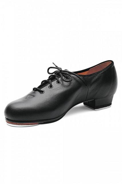 ...  p Taneční obuv dámská - JAZZ TAP - černá kůže 1ea802d69c