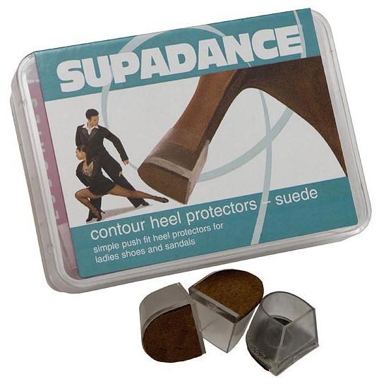 873cd4de175 ...  p Chrániče na podpatky Supadance - CONTOUR s kůží - určeno zejména pro  taneční